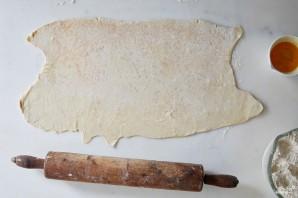 Сырные палочки из слоеного теста - фото шаг 5