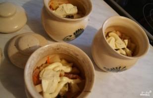 Индейка тушеная с картофелем - фото шаг 6