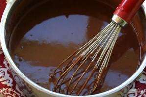 Домашний шоколадный крем - фото шаг 4