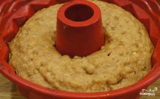 Кекс на ряженке без яиц - фото шаг 4