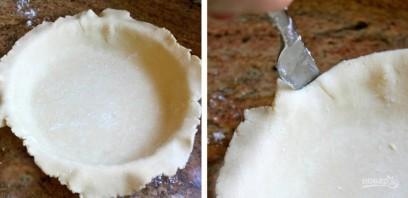 Пирог с персиками под сметаной - фото шаг 1