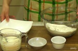 Пирожки из хрущевского теста - фото шаг 2
