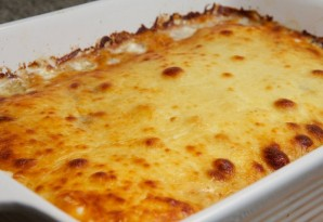 Мясо под сыром в духовке - фото шаг 8
