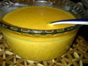Морковный крем-суп с зеленью - фото шаг 7