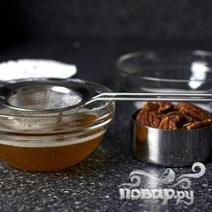 Пирог с орехами пекан - фото шаг 1