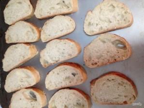 Французские тосты с яблоками и сливами - фото шаг 1