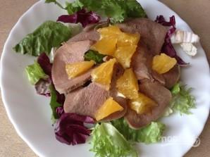 Рецепт салата из говяжьего языка - фото шаг 5