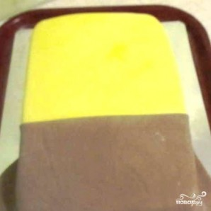 "Торт ""Губка Боб"" - фото шаг 11"