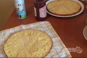 Французский йогуртовый торт - фото шаг 5