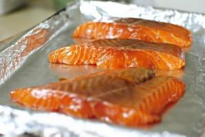 Салат с апельсиновым соусом - фото шаг 5