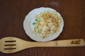Грузинский суп с курицей - фото шаг 3