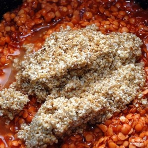 Суп из красной чечевицы - фото шаг 8