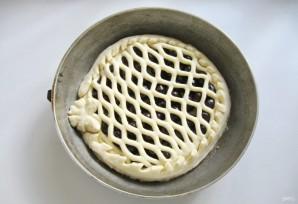 Сдобный пирог с черешней - фото шаг 9