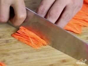 Салат с имбирем для похудения - фото шаг 1
