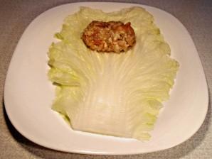 Голубцы из китайской капусты - фото шаг 9