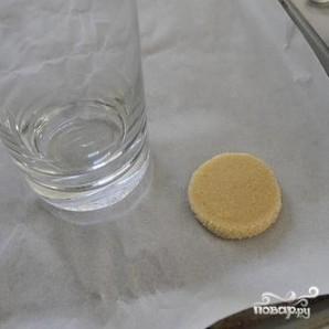 Печенье-валентинки из кукурузной муки - фото шаг 5