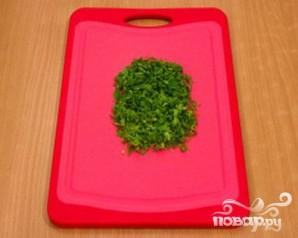 Картофель с творожным кремом - фото шаг 2