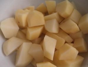 Фасолевый суп с грибами   - фото шаг 2