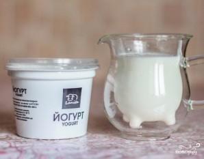 Натуральный йогурт - фото шаг 1