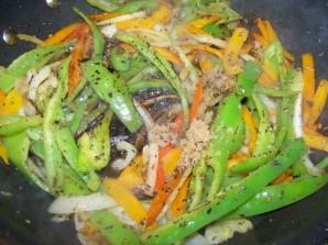 Жареное мясо на сковороде - фото шаг 5