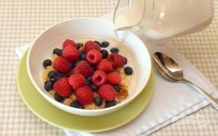 Завтрак для вегетарианцев - фото шаг 4