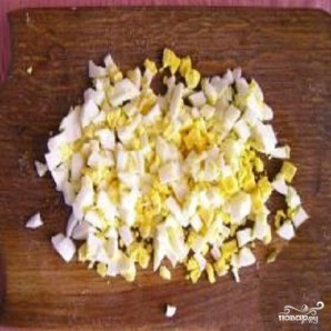 Салат из курицы с сыром - фото шаг 1
