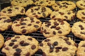 Овсяные печенья (классический рецепт) - фото шаг 5