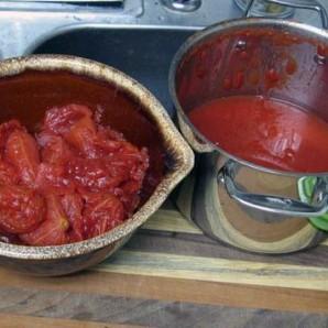 Сырный Тортеллини с мясным соусом - фото шаг 3