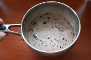 "Горячий шоколад из ""Киндера"" - фото шаг 5"