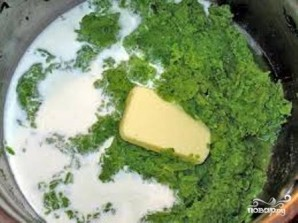 Суп из молодого горошка - фото шаг 4