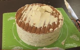 Свадебный торт в домашних условиях - фото шаг 10