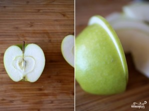 Салат из фенхеля - фото шаг 3