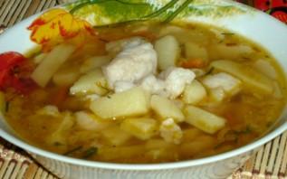 Суп из пангасиуса - фото шаг 8
