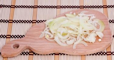 Судак под соусом в духовке - фото шаг 4