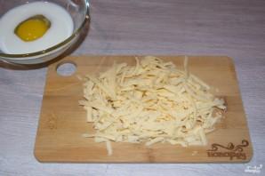 Макароны с сыром в духовке - фото шаг 3