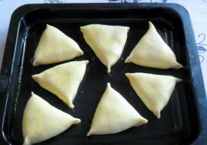Тесто для самсы на кефире - фото шаг 8