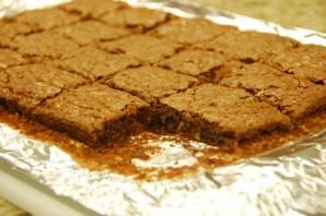 "Вкуснейший шоколадный ""Брауни"" - фото шаг 8"