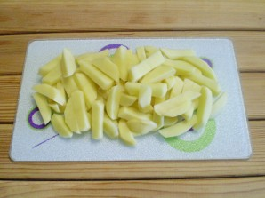 Овощное рагу со свеклой - фото шаг 2