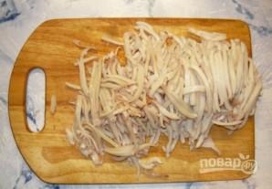 Кальмары по-корейски без моркови - фото шаг 2