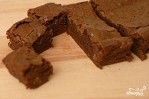 Шоколадные пирожные - фото шаг 7