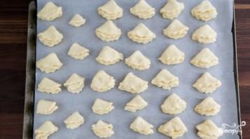 Треугольники из творожного теста - фото шаг 4
