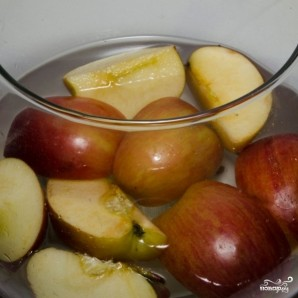 Домашний яблочный уксус - фото шаг 5