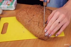 Хлеб с сыром и чесноком - фото шаг 1