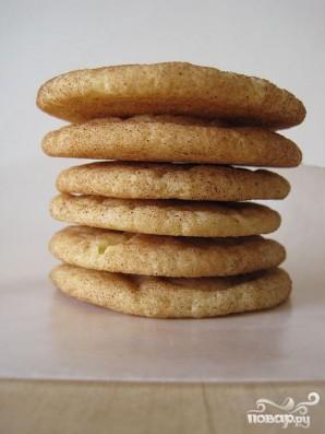 Печенье с корицей Сникердудлз - фото шаг 6