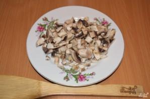 """Салат """"Лесной"""" с грибами - фото шаг 1"""