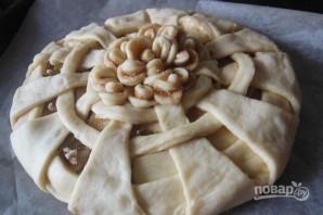 Праздничный пирог - фото шаг 10