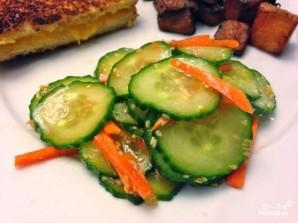 Салат с имбирем для похудения - фото шаг 6