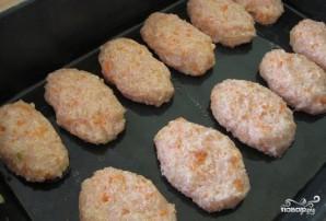 Котлеты свиные в духовке - фото шаг 7