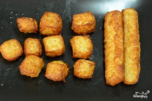 Сыр во фритюре к пиву - фото шаг 3