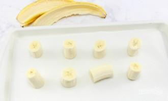 """""""Банана сплит"""" без мороженого - фото шаг 1"""